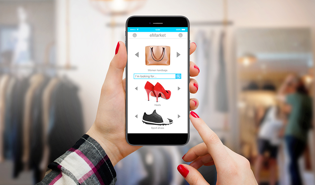 Web based Shopping Mall