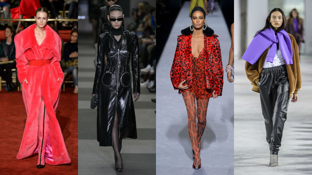recent Trends From Fashion Week