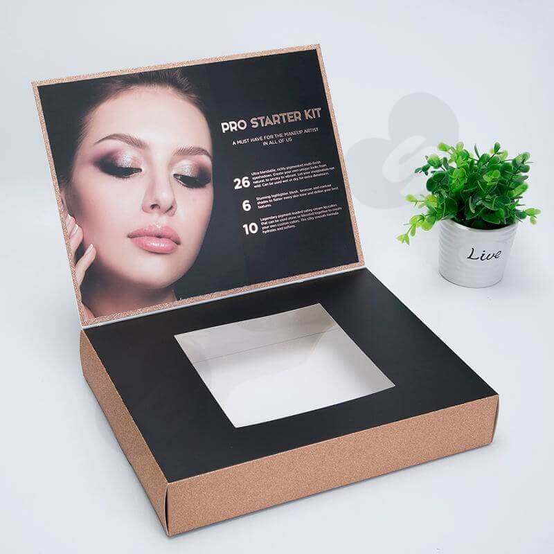 Custom Printed Makeup Boxes
